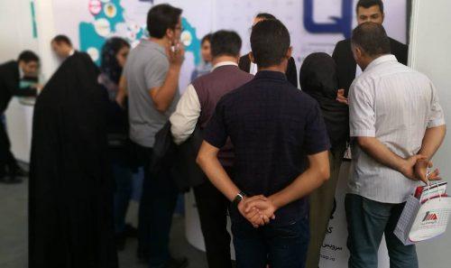 گزارش تصویری نمایشگاه برترین شرکتهای دانش بنیان
